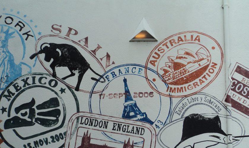 Encontrar trabajo en el extranjero